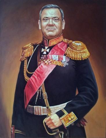 Где заказать портрет маслом в Кишеневе?